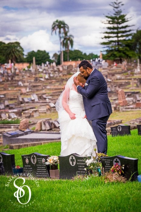 Naulu Mosman Wedding
