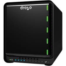 A drobo is a great on how to keep your wedding photos safe