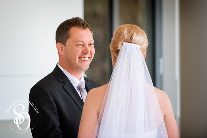 Samantha-Ohlsen-Photography-Bride and groom get married at school chapel with reception at Berowa Waters