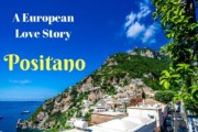 An anniversary shoot in Positano on the Amalfi Coast