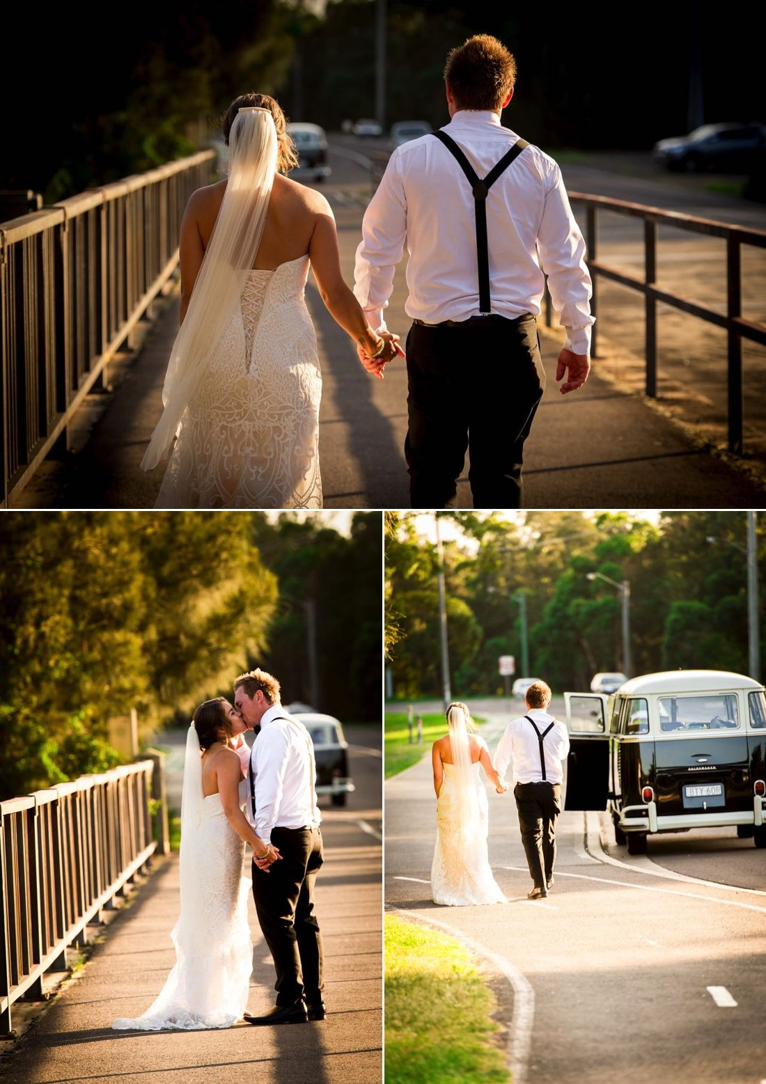 Wedding photography shoot in Wollongong