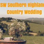 NSW Southern Highlands Country Wedding