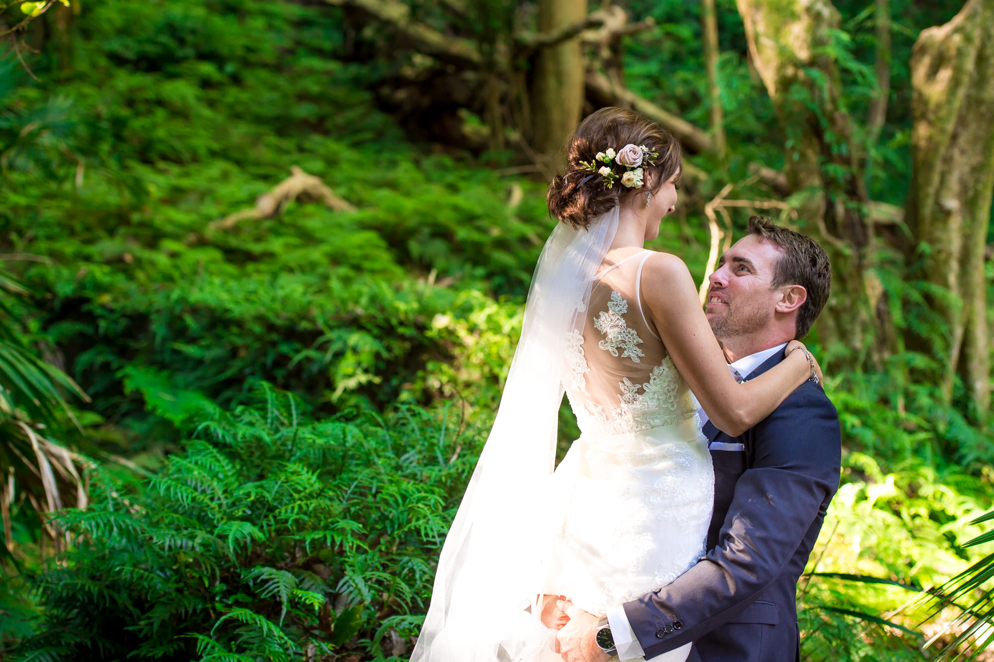 Mount Keira Wedding