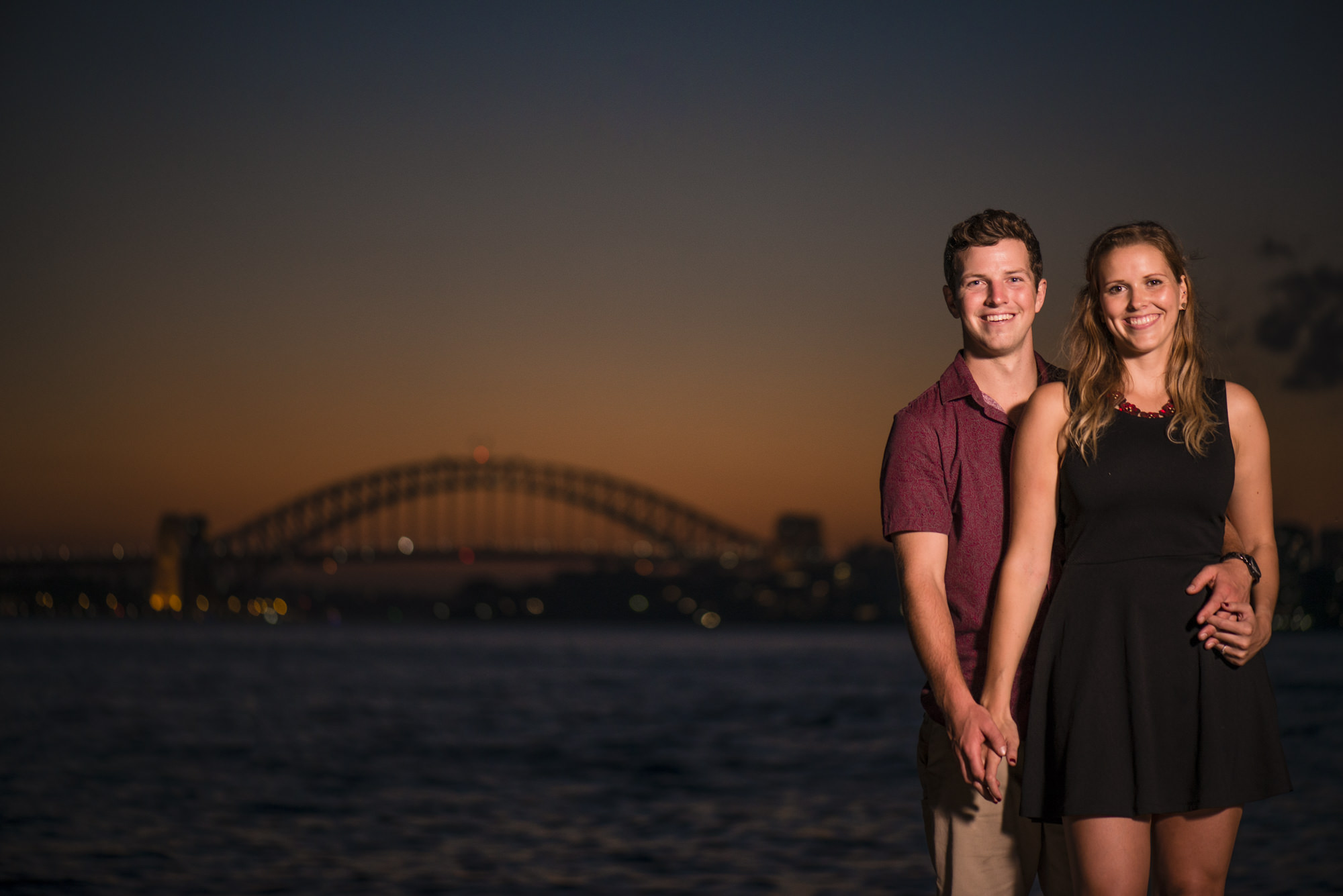 Sydney Harbour Engagement-036