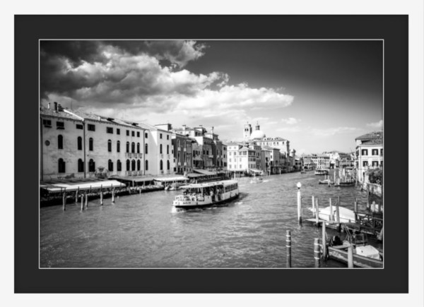 Vaporetto on the Grand Canal 3
